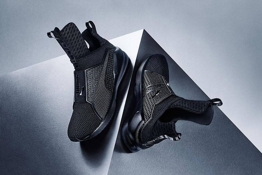 Rihanna's Trainer sneakers for Puma.