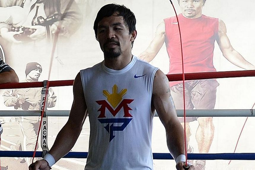 Manny Pacquiao has received an invitation from boxing's top brass to compete at this year's Olympics, but pro boxers are still awaiting clearance.