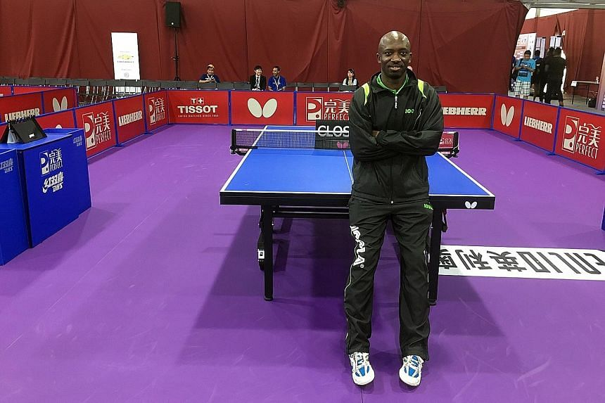 Nigerian table tennis player Segun Toriola, 42, who also coaches his national team, cites discipline as a key factor for his longevity and winning golds at the continental and Commonwealth Games levels.
