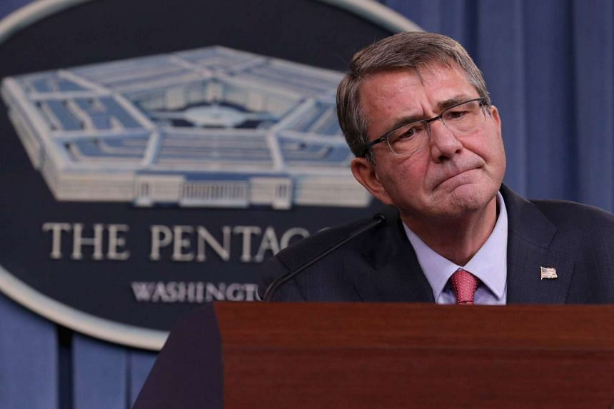 Defence Secretary Ash Carter (above, in a file photo) is confident the initiative will enhance national security.