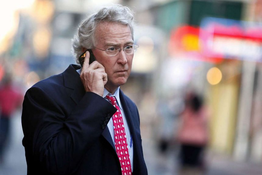Aubrey McClendon in the French Quarter in New Orleans in this 2012 file photo.