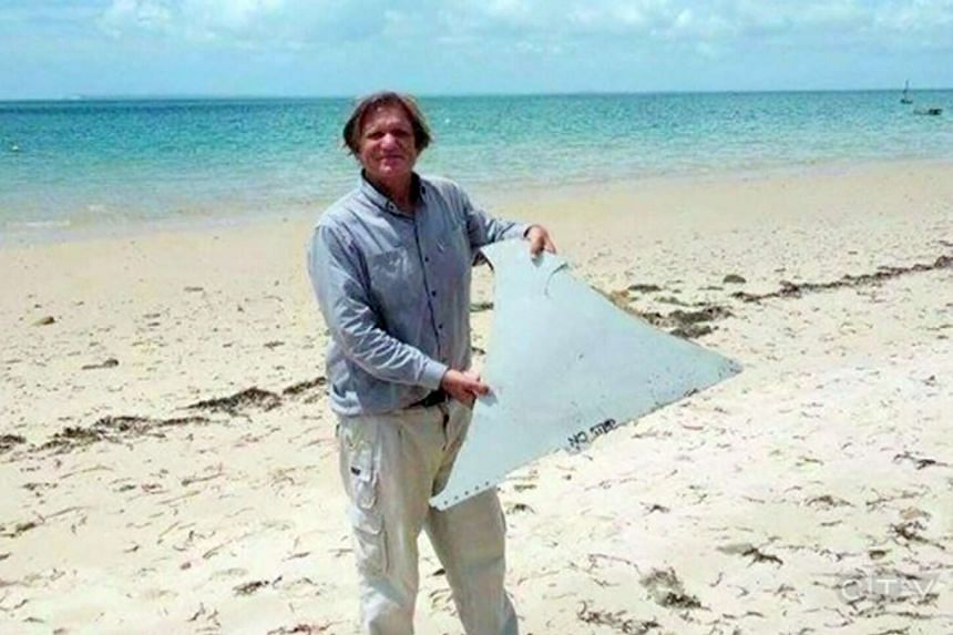 Blaine Gibson, a lawyer and blogger, has been undertaking his own search for MH370 clues.