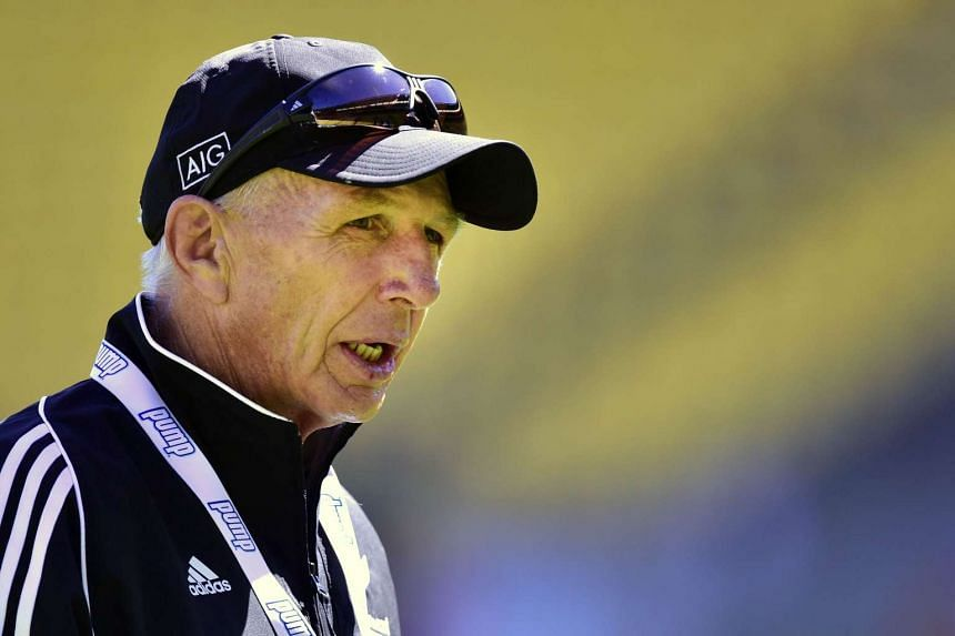 New Zealand coach Gordon Tietjens cautioned his team regarding the artificial turf to be used in their Las Vegas game.