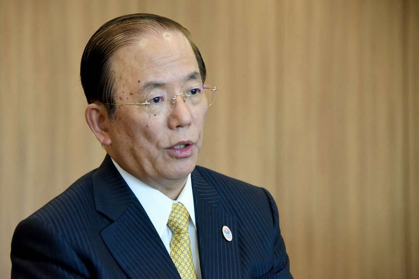 Tokyo CEO Toshiro Muto has stated that preparations are going well for the 2020 Olympics.