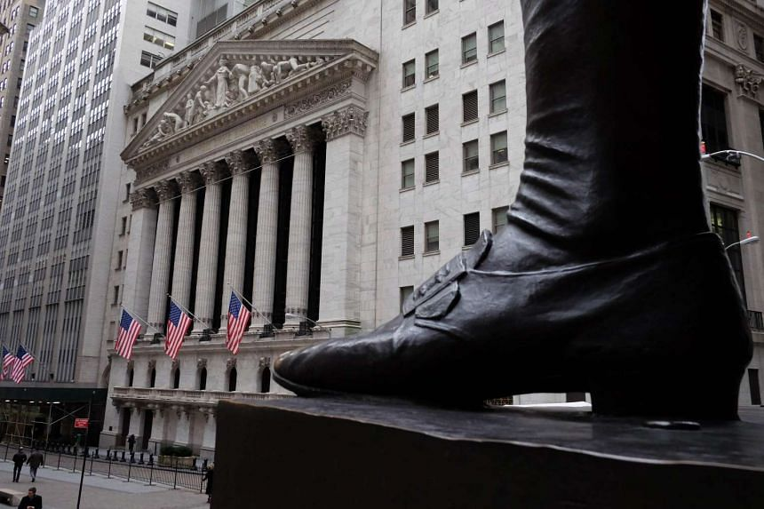 Wall Street stocks finished higher Thursday (March 4) on the eve of the February jobs report.