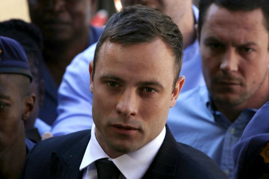 Pistorius now faces a possible minimum 15-year jail sentence for the murder of his girlfriend.