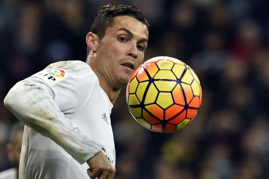 Ronaldo described his dream strike as something out of a video game rather than the goal that delivers a title.