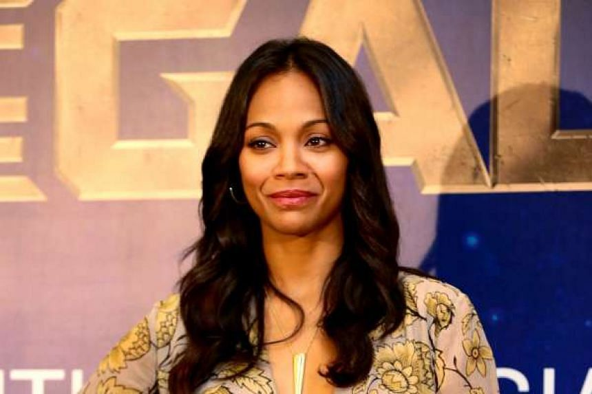 Actress Zoe Saldana came under fire for not being black enough to play African-American soul and jazz musician Nina Simone in an upcoming film.