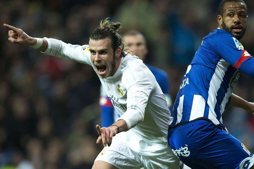 Bale, who has scored 13 goals altogether this season, has not played since Jan 17.