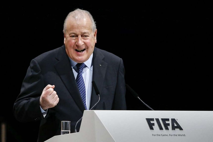 Chairman of Fifa's reform committee Francois Carrard.