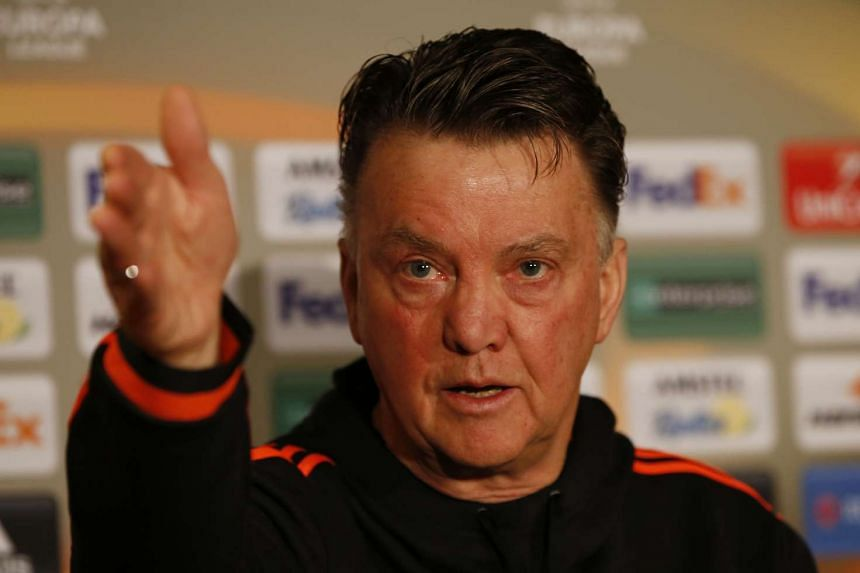 Delivering a second successive season of Champions League football would be seen as a success for Van Gaal.