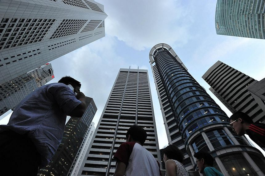 The BlackRock Global Investor Pulse survey shows that Singaporeans target an annual return of 8.4 per cent across all their savings and investment products.