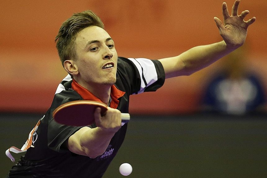 English paddler Liam Pitchford hailed his team's camaraderie for carrying them all the way to a medal finish at the World Team Table Tennis Championships. He is hoping this feat will buoy the English toward Olympic qualification.
