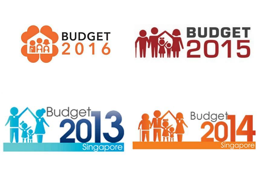 Budget logos in recent years.