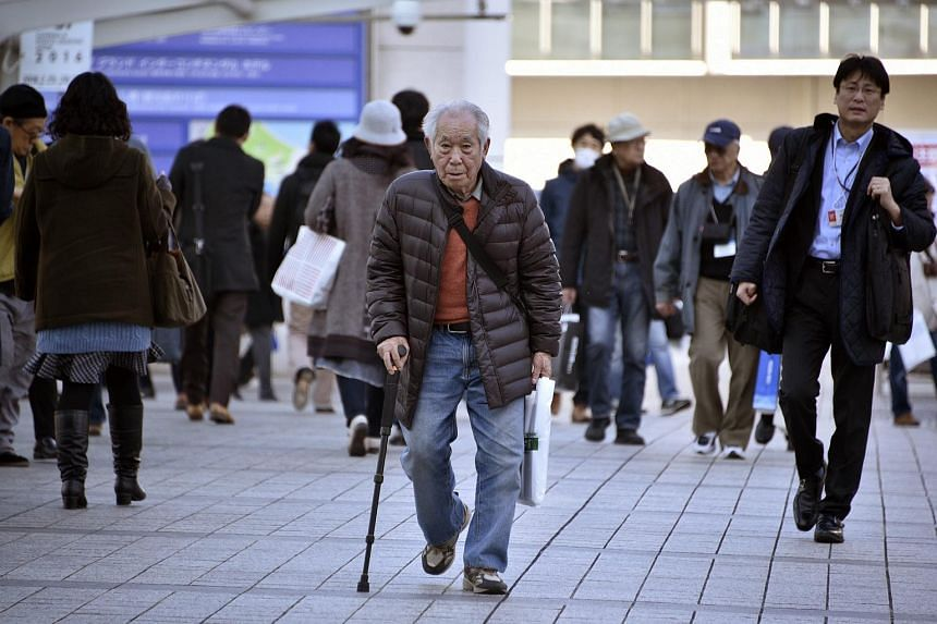 """Although Japan has one of the world's fastest ageing populations, the country has no laws regarding """"living wills"""", let alone assisted suicide."""