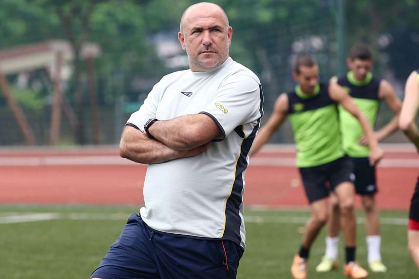 Balestier coach Marko Kraljevic hopes his players will draw confidence from a 2-2 draw with Maldives' New Radiant.