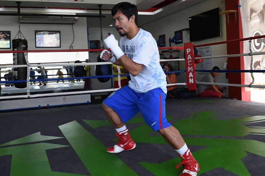 Manny Pacquiao has said that TV coverage of his fight against Timothy Bradley will not violate election laws.