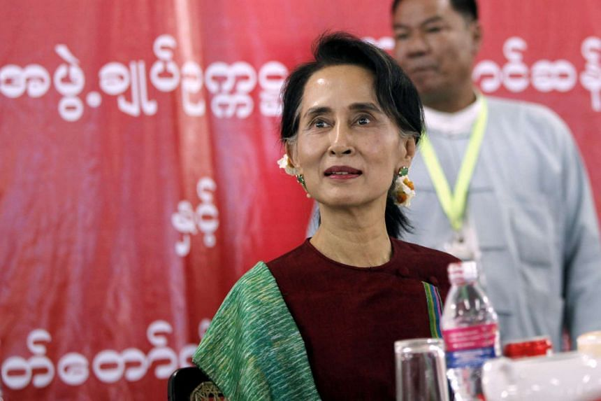 Aung San Suu Kyi and her National League for Democracy party have kept a tight lid on who they want to become the president of Myanmar.