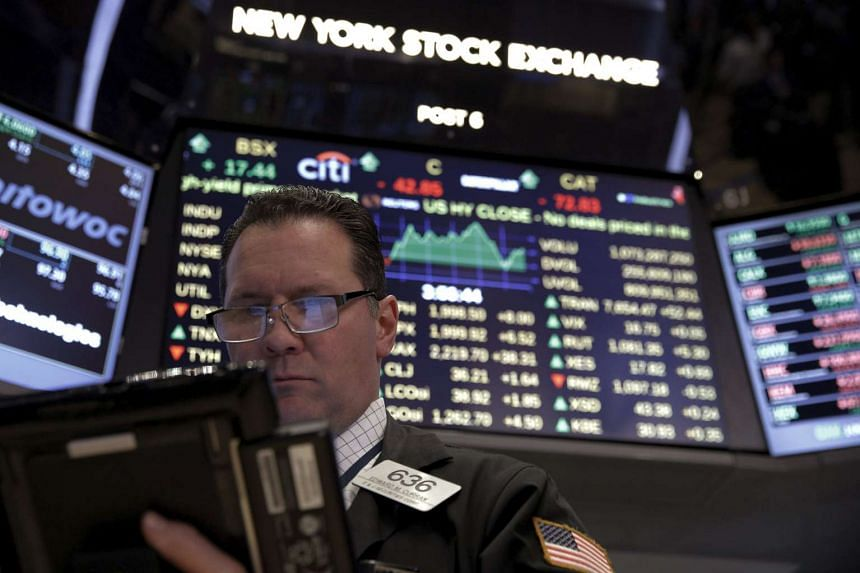 Both the Dow Jones industrial average and Nasdaq opened lower on March 7, 2016.