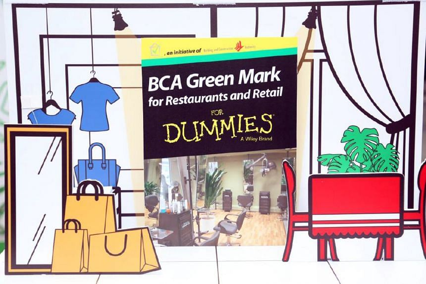 The BCA Green Mark for Restaurants and Retail For Dummies® is a pocket-sized informative guide for restaurant and retail owners to get tips on greening their spaces.