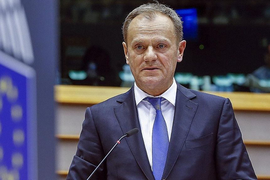 After decades of west European domination, Mr Tusk proved that east Europeans could provide the EU with an equally authentic voice.