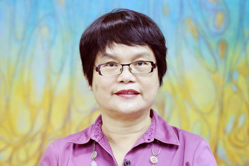 Ms Chong Chiet Ping.