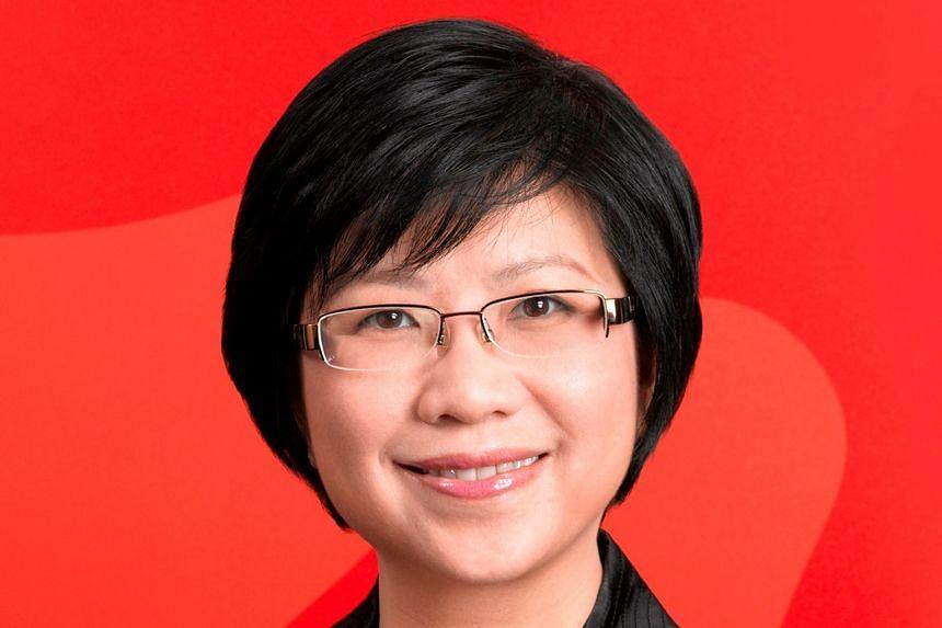 Mrs Chng Sok Hui.