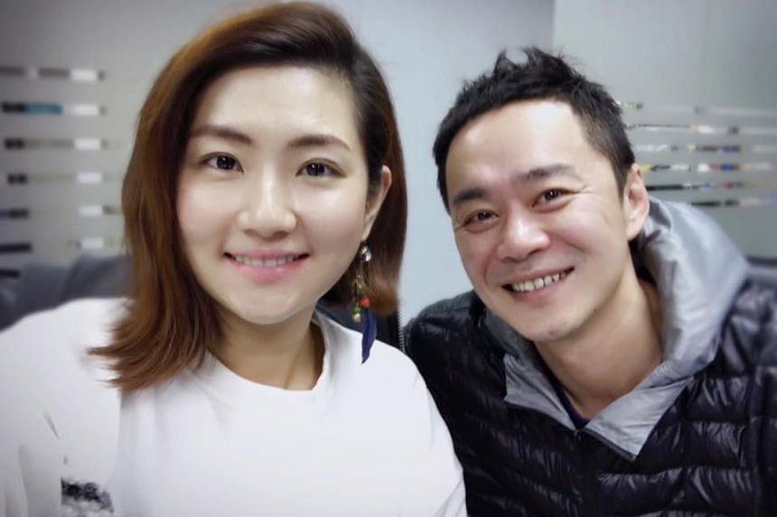 Selina Jen and Richard Chang said last Friday (March 4) they were ending their four-year marriage.