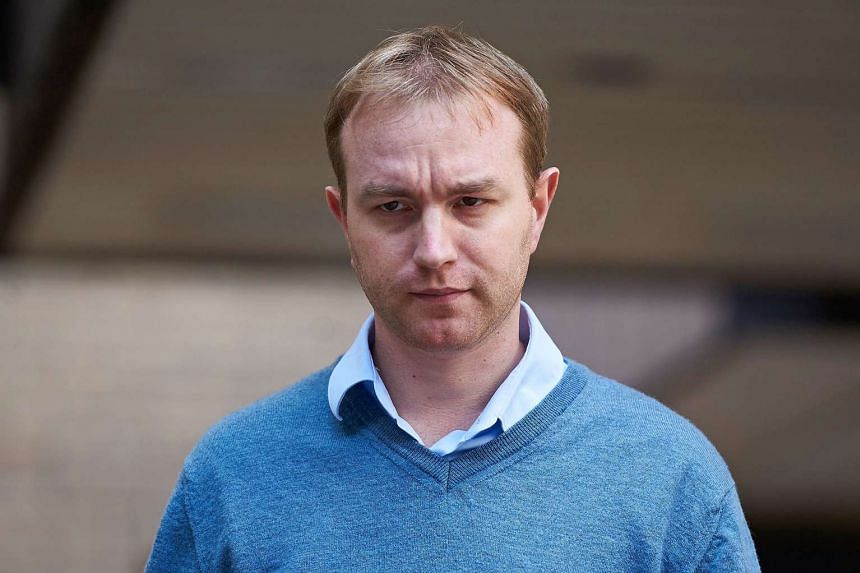 Former trader Tom Hayes (pictured) was blocked from appealing to Britain's Supreme Court against his conviction on March 8, 2016.