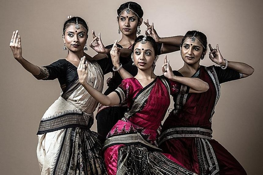 Pallavi And Space features only Singapore-based performers, who will be accompanied by a vocalist and percussionist.