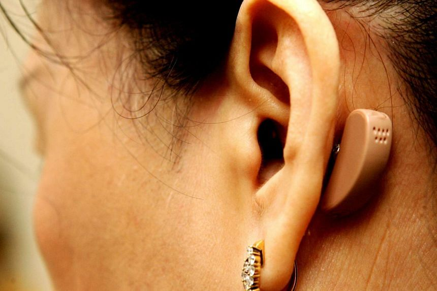 Hearing aids can be so inconspicuous now that they won't be noticed by people around you.