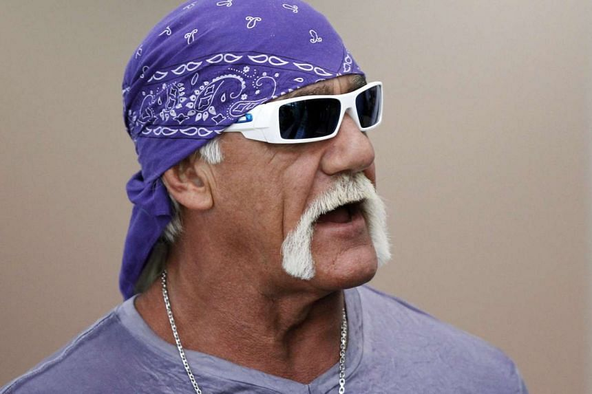 Wrestler Hulk Hogan is asking a Florida jury to slam the gossip website Gawker for publishing a secretly recorded sex tape him in an unusual trial weighing a celebrity's privacy rights.