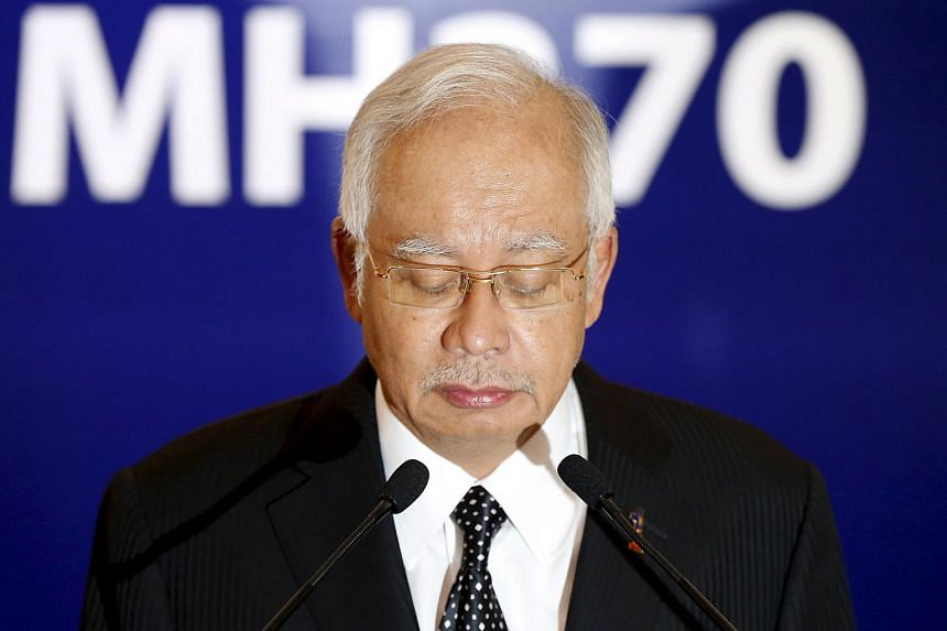Malaysian Prime Minister Najib Razak said he remains hopeful that the MH370 plane would be found, in a statement released on March 8, 2016.