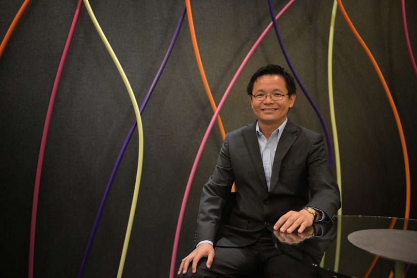 Mr Ng Cher Pong, chief executive of Singapore Workforce Development Agency (WDA).