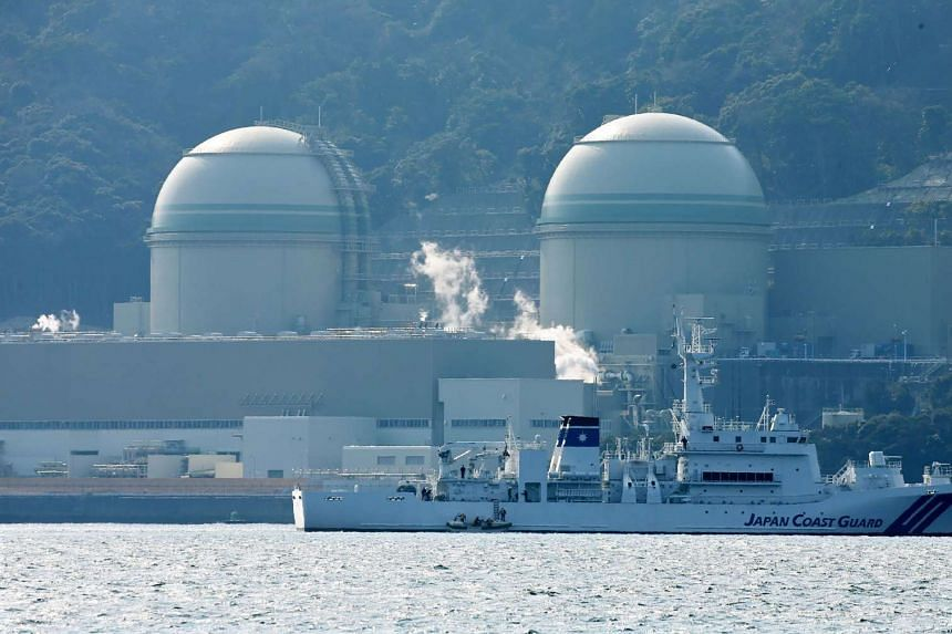 A Japanese court has ordered to halt operations at Kansai Power's Takahama nuclear reactors, according to NHK.