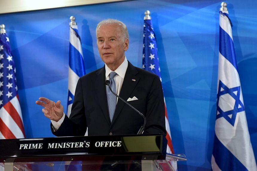 Vice-President Joe Biden said that the US will take action against Iran if the long-range ballistic missile tests in Teheran were confirmed.