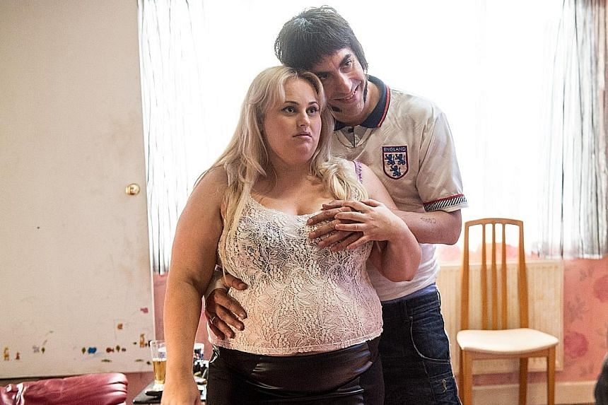 The Brothers Grimsby starring Sasha Baron Cohen and Rebel Wilson (both above), and Susanne Wuest in Goodnight Mommy.