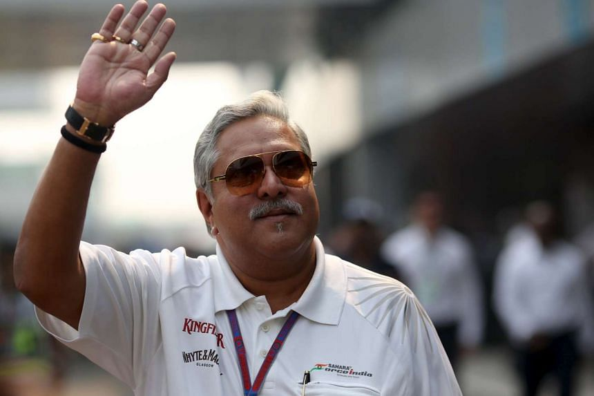 Vijay Mallya has fled India, as banks tried to recover more than US$1 billion (S$1.4 billion) in unpaid loans.