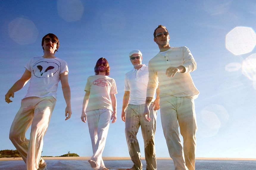 Weezer are best known for influential albums like their 1994 self-titled debut and 1996's Pinkerton.