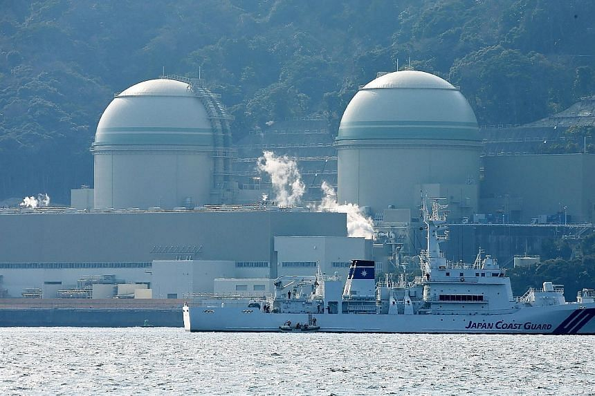 Kansai Electric's No. 3 and No. 4 reactors in western Japan were previously declared safe under post-Fukushima rules.