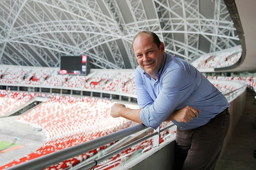 Brendan Morris of Super Rugby organiser Sanzar has set sights on expanding the sport in the South-east Asian market through Singapore.