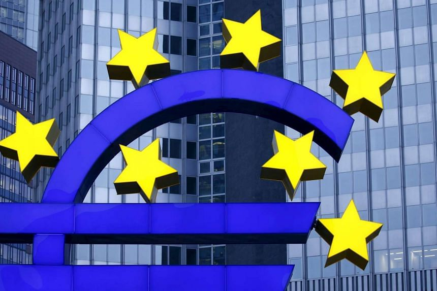 The European Central Bank cut interest rates to boost the euro zone economy, on March 10, 2016.