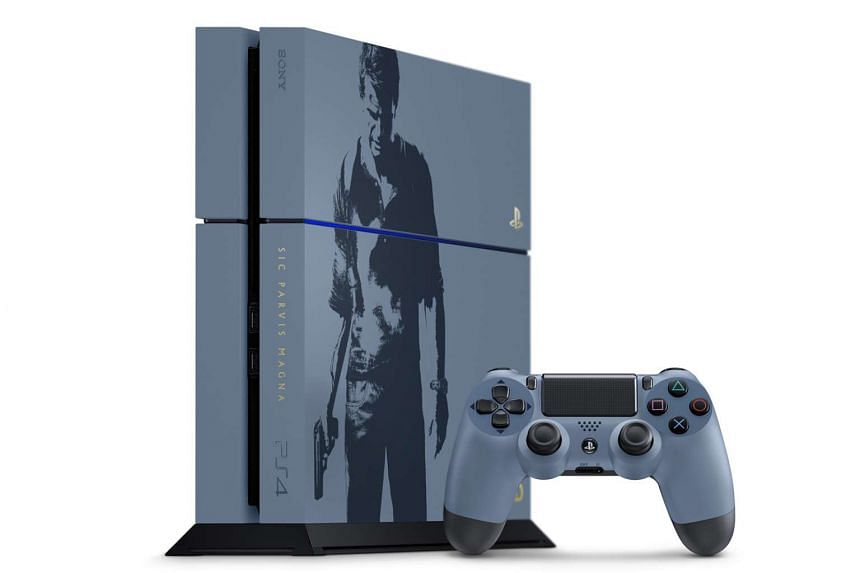 Uncharted 4:A Thief's End Limited Edition PlayStation4 Bundle