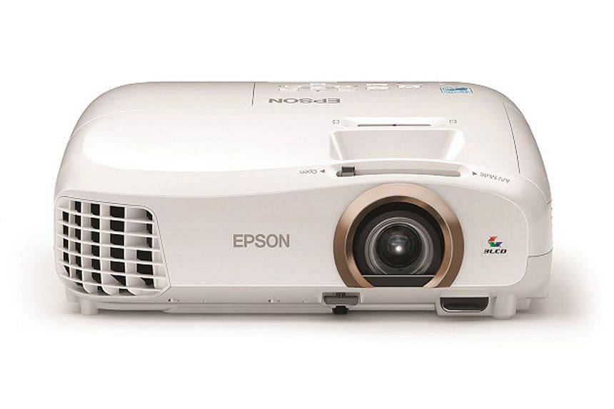 Epson EH-TW5350 Full HD & 3D HomeTheatre Projector