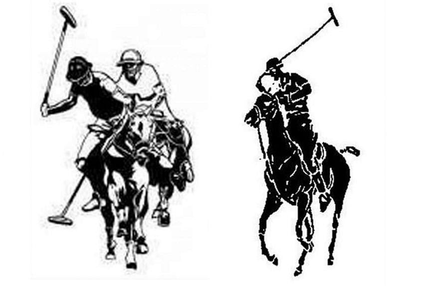 Fashion retailer Polo Ralph Lauren had claimed that USPA's logo (left) was similar to its own and had opposed the US polo's governing body from registering its trademark for the sale of eyewear in Singapore.