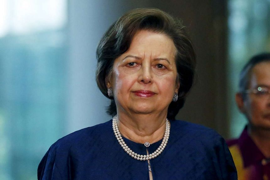 Malaysia's Bank Negara Governor Zeti Akhtar Aziz at an event announcing revisions to the fiscal budget in Malaysia, on Jan 28, 2016.