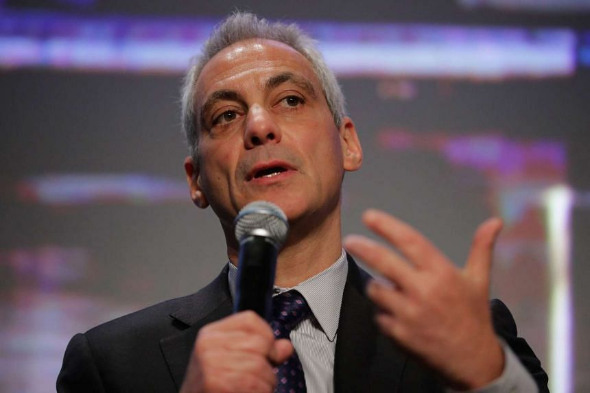 "Chicago Mayor Rahm Emanuel said the deal would ""go down in history""."