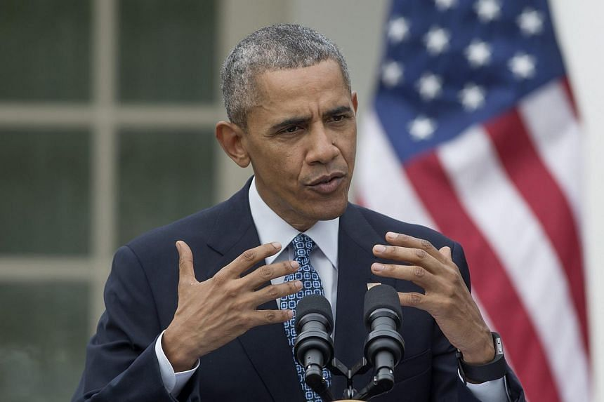 US President Barack Obama rebuked British Prime Minister David Cameron and former French leader Nicolas Sarkozy over their roles in Libya after the fall of the Kadhafi regime.