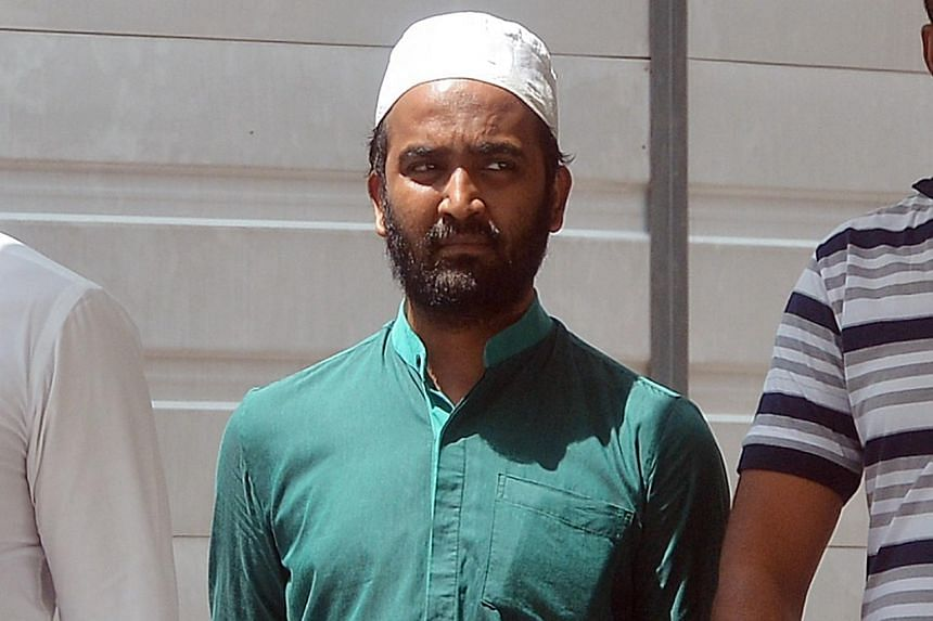 Jalaludeen Gulam Hussain admitted to running the unlicensed remittance business at a Buffalo Road flat.