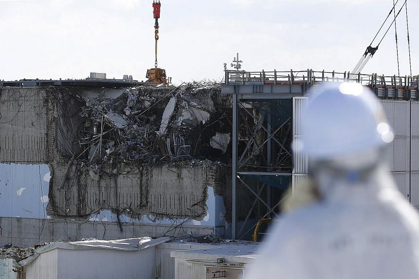 Today, the radiation at the Fukushima nuclear power plant remains so powerful it has proven impossible to get into its bowels to find and remove the extremely dangerous blobs of melted fuel rods.